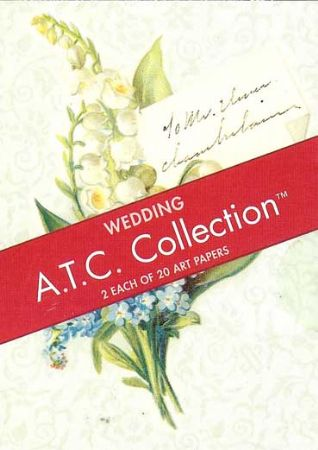 Wedding Artist Trading Cards